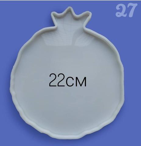 Молд для эпоксидной смолы ЭМ-027