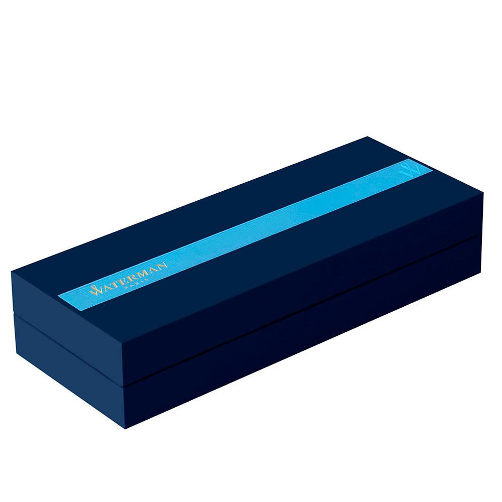 Waterman Carene - Deluxe Black GT, ручка-роллер, F, BL