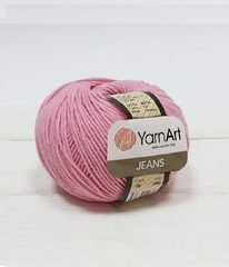 джинс-36-розовый