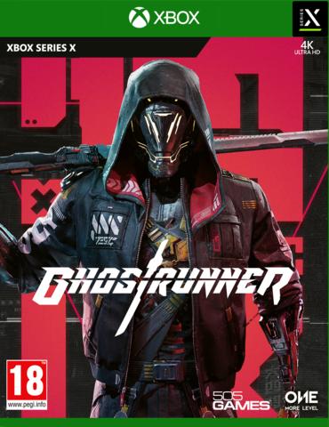 Ghostrunner (Xbox Series X, русские субтитры)