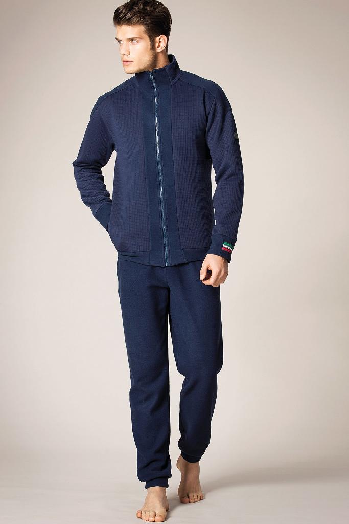 Теплый мужской костюм на молнии Forniture Militari