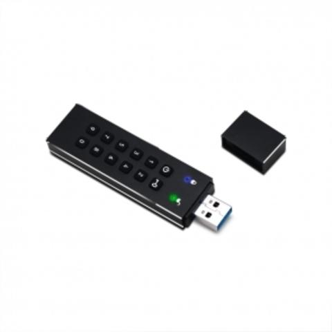 Защищенный флеш накопитель GuardDo 32 Gb USB 3.0