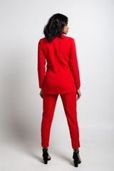 красный пиджак женский недорого