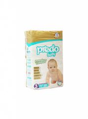 Uşaq bezi \ Подгузники \ Diapers Predo 3 Midi Jambo 68 pcs.