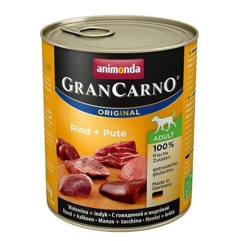 Animonda GranCarno Original Adult с говядиной и индейкой