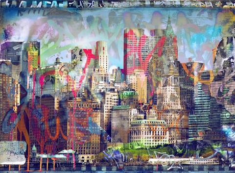 Фотообои (панно) Mr. Perswall Urban Nature P032002-8, интернет магазин Волео