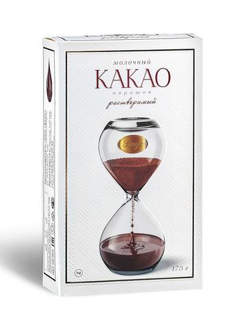 """Какао-порошок """"Вкус"""" растворимый молочный 175г"""