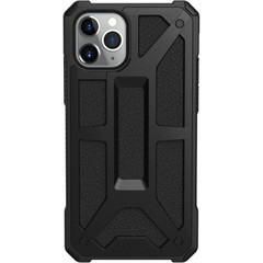 Чехол UAG Monarch для Apple iPhone 11 Pro чёрный (Black)