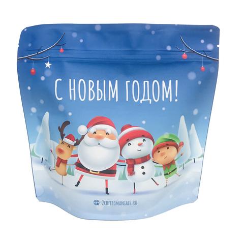 Кофе от Деда Мороза
