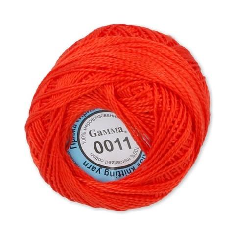 0011 оранжево-красный