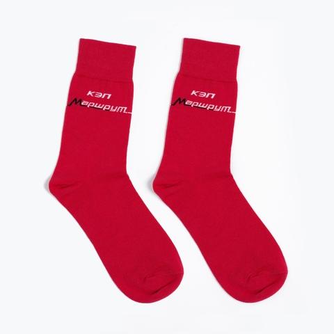 Носки красные