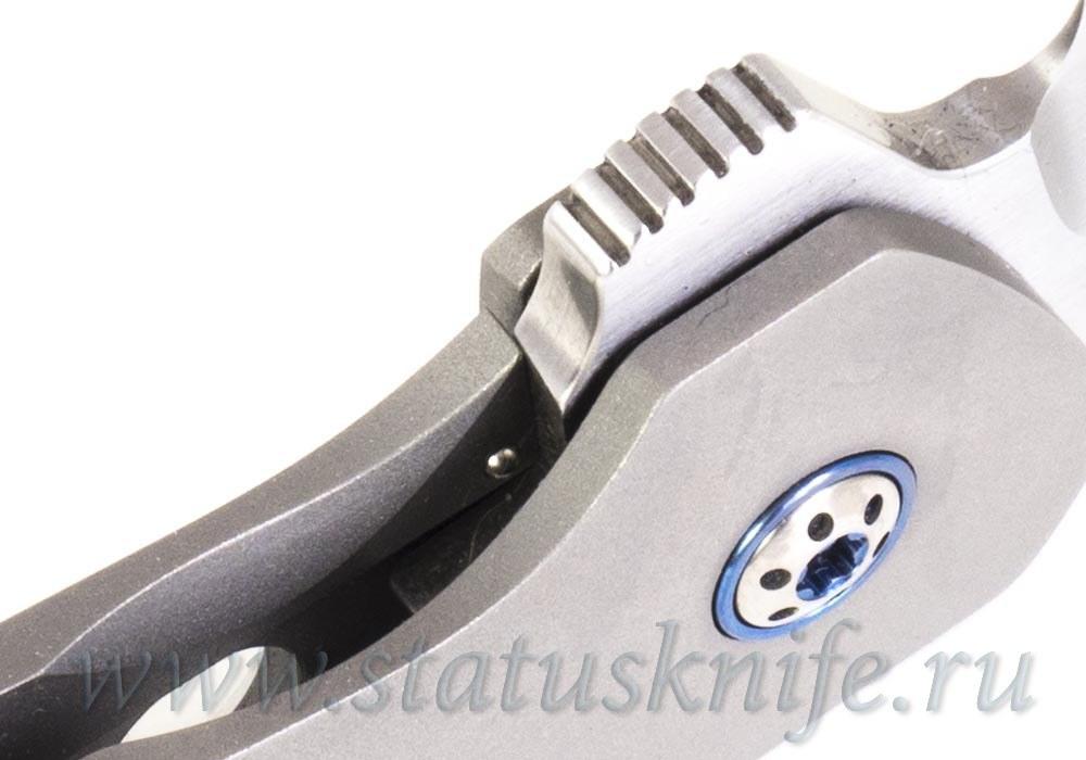 Нож Enrique Pena Talon Flipper Custom - фотография