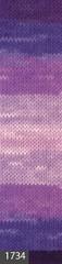 LANAGOLD Batik Alize (49% шерсть 51% акрил, 100гр/240м)