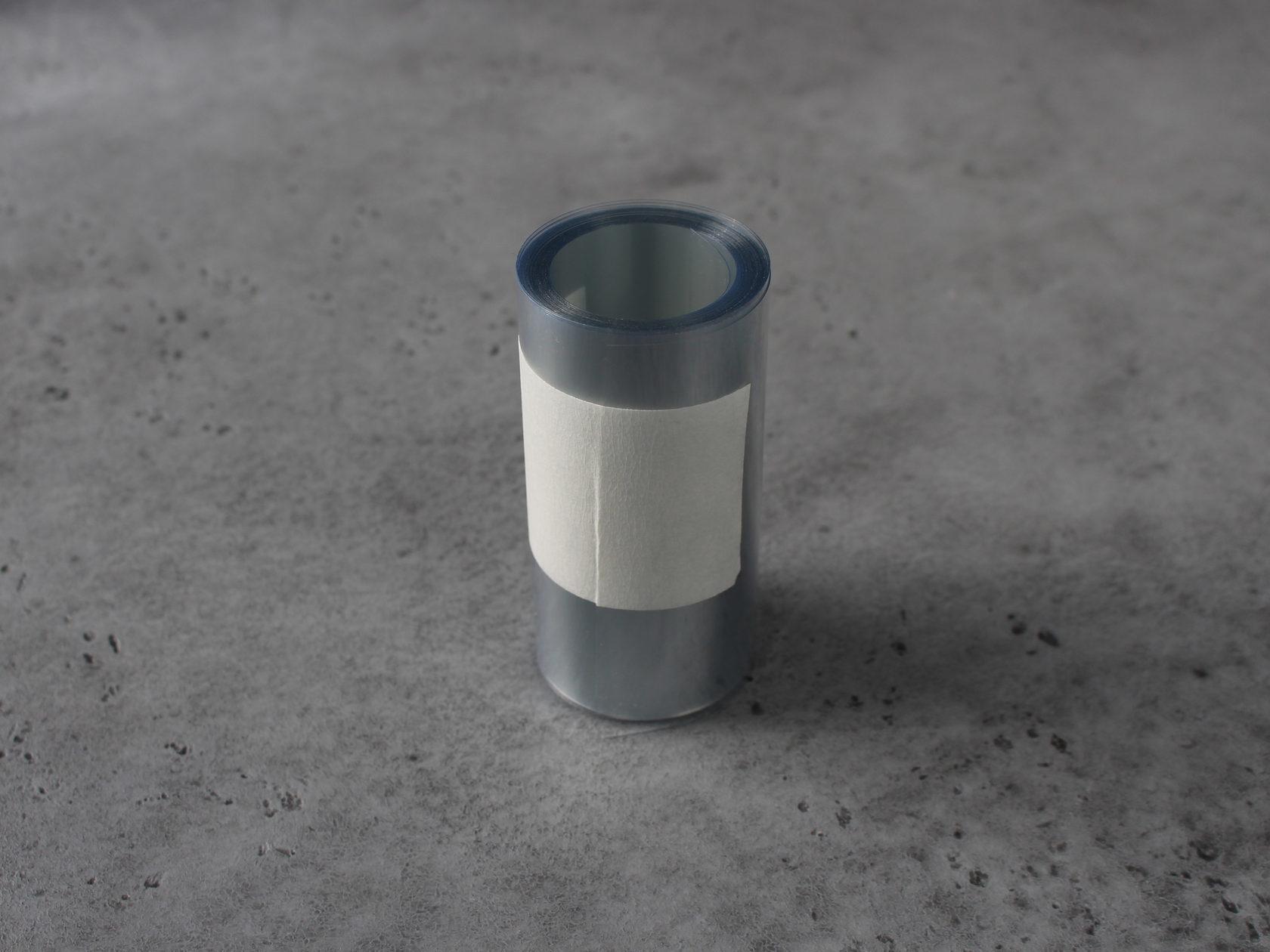 Лента ацетатная бордюрная h10 см, 130 мкр 4,8 м