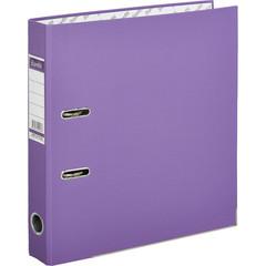 Папка-регистратор Bantex Economy Plus 50 мм фиолетовая