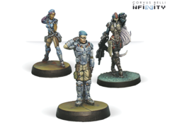 Infinity - Dire Foes Mission Pack 1: Train Rescue
