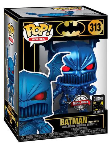 Фигурка Funko POP! Vinyl: DC: Batman 80th: Batman (Merciless) MT (Exc) 44866