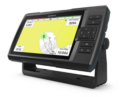 Garmin Striker Vivid 9sv Quick Draw Contours