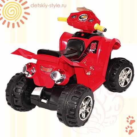 "Детский Квадроцикл River-Auto ""Quatro HL 129"""