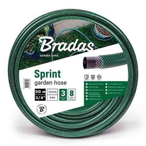 Шланг для полива Bradas SPRINT 3/4 50 м, WFS3/450
