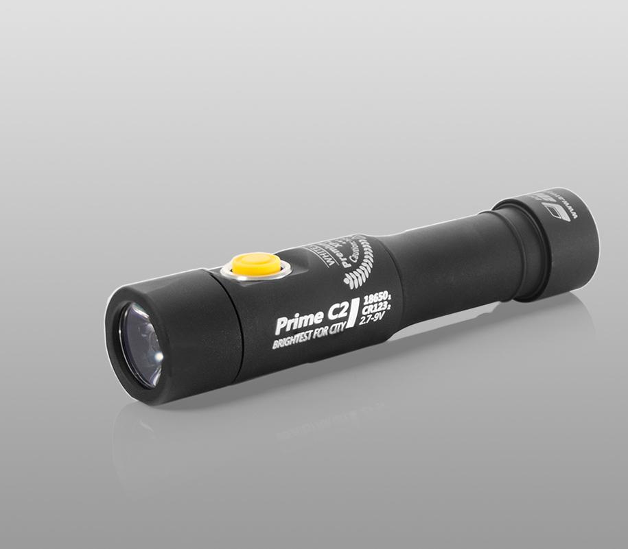 Фонарь на каждый день Armytek Prime C2 (тёплый свет) - фото 1