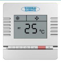 Комнатный термостат General Climate GR2003DA