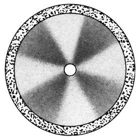 Алмазные Диски HP Flex «SS WHITE» серия DISC F 913/220 (0,20 mm) низ.край