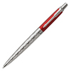 Parker Jotter K175 SE London Architecture - Classical Red CT, шариковая ручка, M