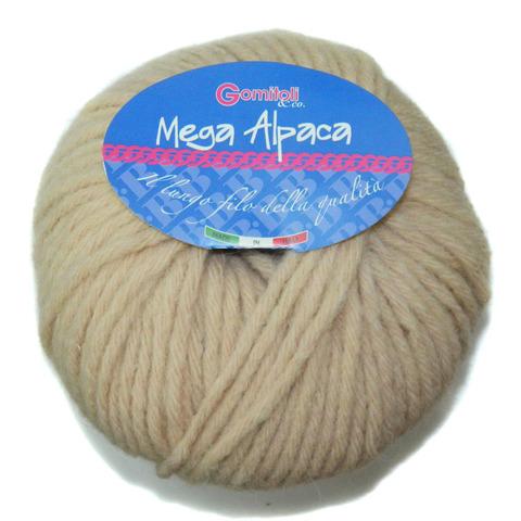 Купить Пряжа BBB Mega Alpaca Код цвета 204 | Интернет-магазин пряжи «Пряха»