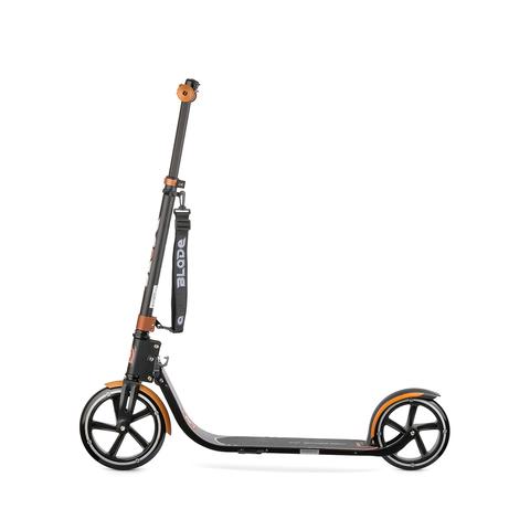 самокат блейд спорт с надувными колесами