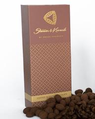 Кофейные зерна в темном шоколаде 150 г, Чехия