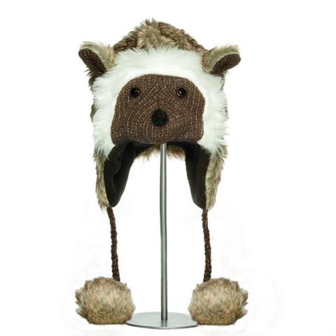 Картинка шапка с ушами Knitwits Herman the Hedgehog  - 1