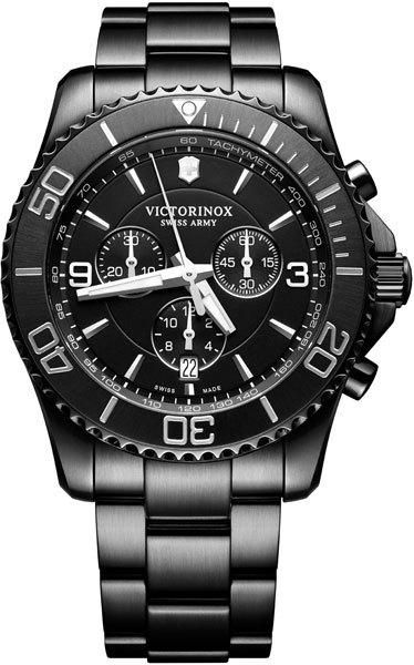 Мужские часы Victorinox 241797 с хронографом