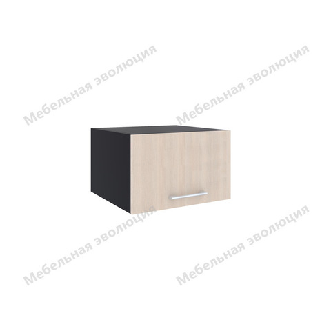 Антресоль для вертикальной шкаф-кровати 90 см, Эволюция