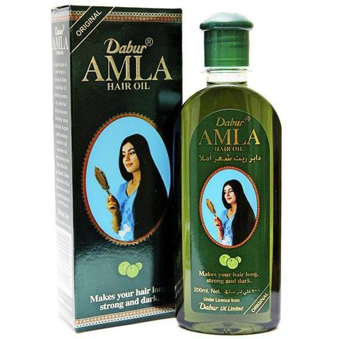 Масло для волос Dabur Амла, 200 мл