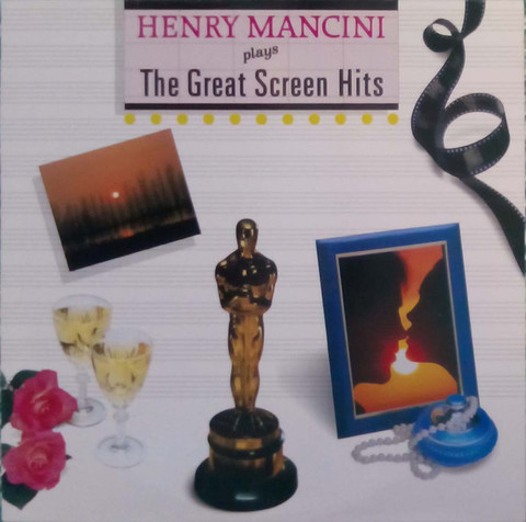 Виниловая пластинка. Henry Mancini Plays The Great Screen Hits
