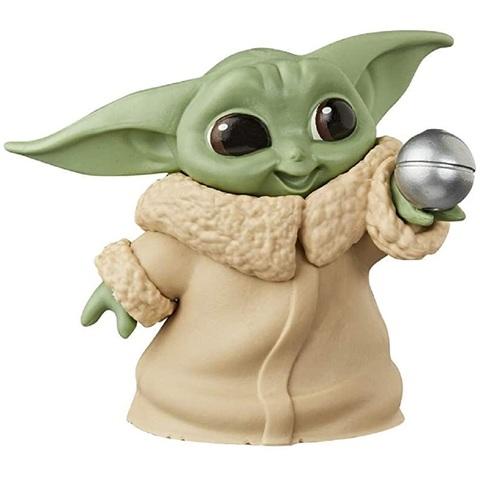 Звёздные войны: Мандалорец Малыш Йода 6 см с Игрушкой Мячом
