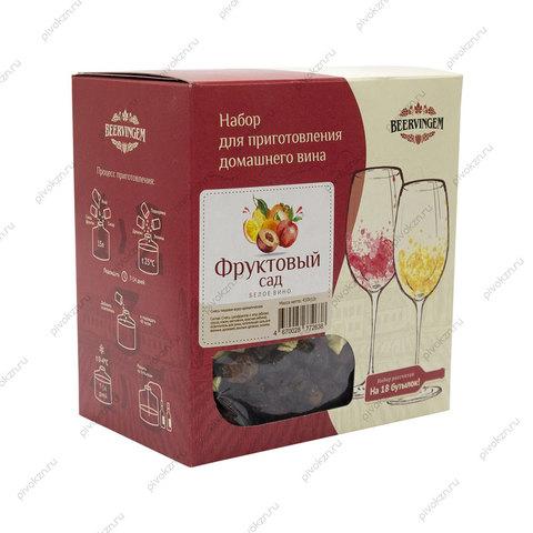 """Набор для приготовления вина """"Фруктовый сад"""" Beervingem"""