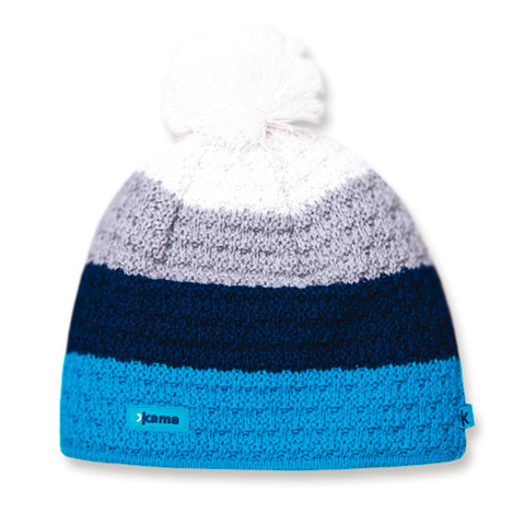 Картинка шапка Kama A50 Cyan - 1