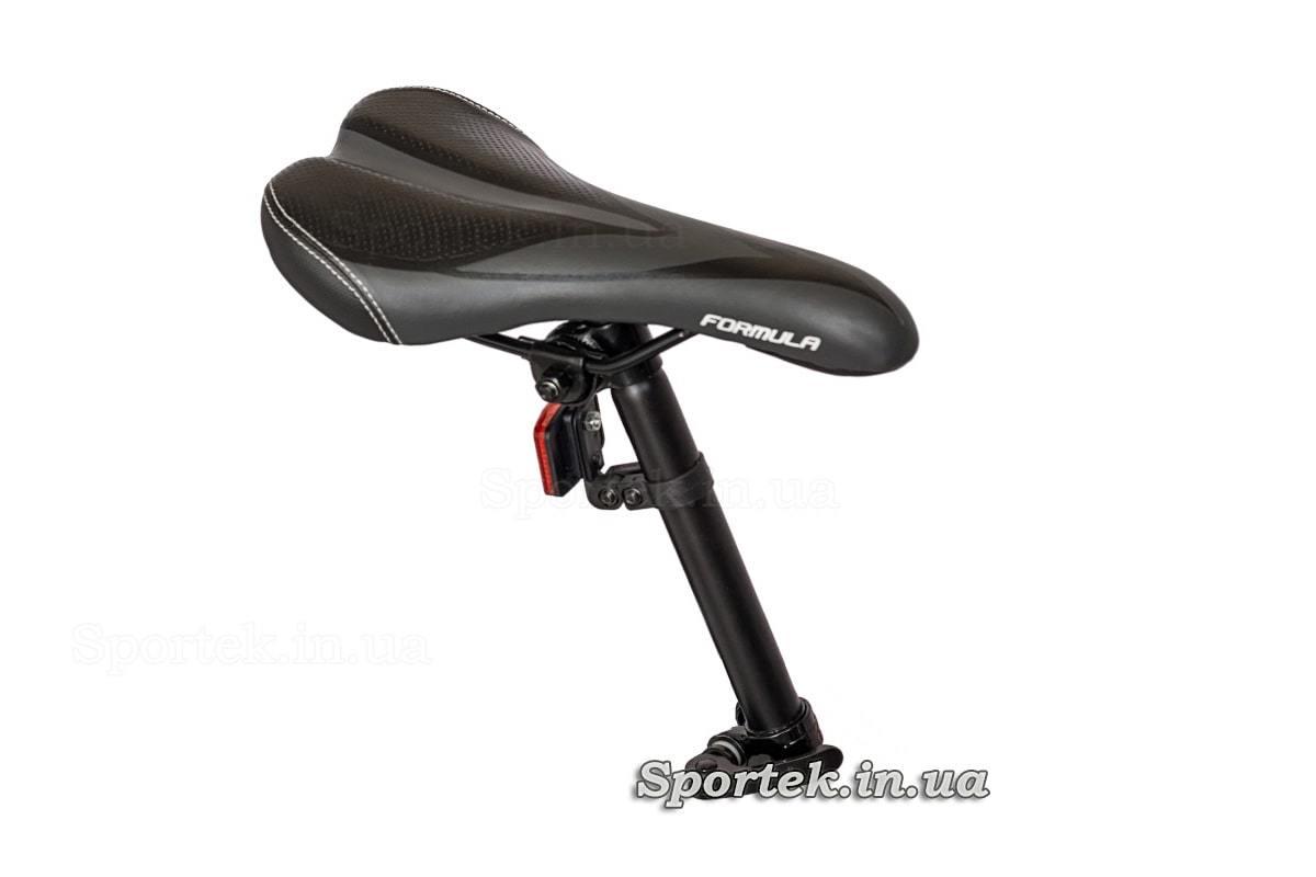 Седло горного универсального велосипеда Formula Dragonfly DD
