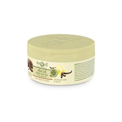 Крем-масло для тела с какао и ванилью