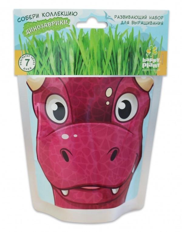 Набор для выращивания Happy Plant Динозаврик Карни