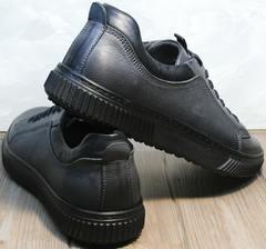 Демисезонные кеды для парней Komcero 9K9154-734 Black-Grey