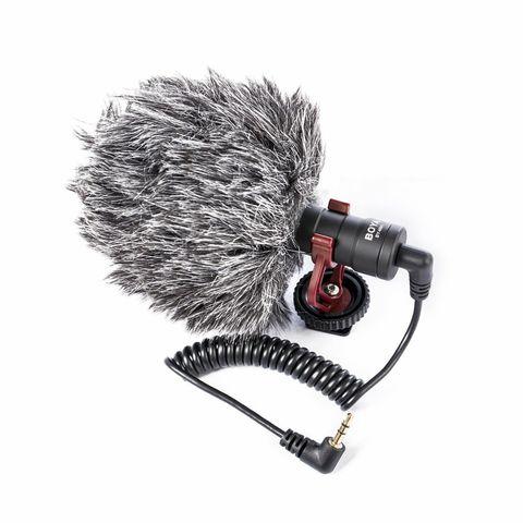 Двухканальный монофонический микрофон Boya BY-MM1