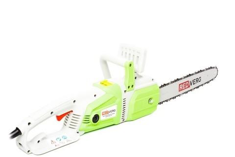 Пила цепная электрическая RedVerg RD-EC2200-16,2200Вт,шина 40см