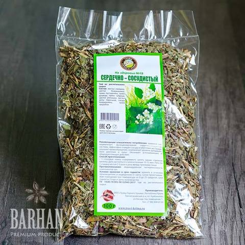 Чай горного Крыма ( Сердечно-сосудистый )