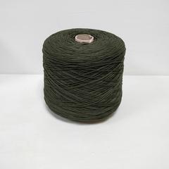 Cordonetto, Хлопок 100%, Темно-зеленый, мерсеризованный, 230 м в 100 г