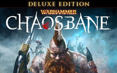 Warhammer: Chaosbane Deluxe Edition (для ПК, цифровой ключ)