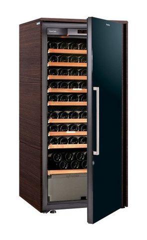 Винный шкаф EuroCave D Collection M венге, сплошная дверь, максимальная комплектация
