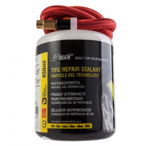 Купить Герметик для автомобильных шин AirMan Sealant 450 ml от производителя, недорого.